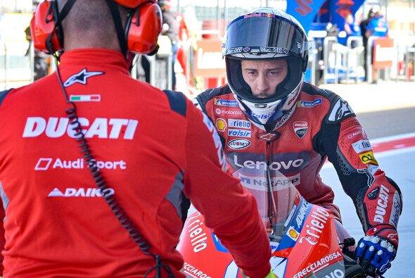Andrea Dovizioso erwartet ein weiteres schwieriges Wochenende - Foto: MotoGP.com