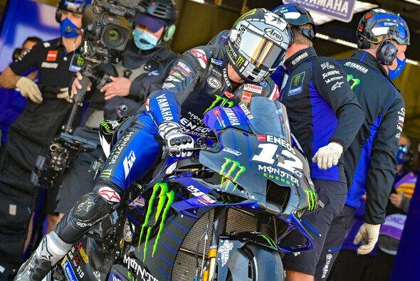 Maverick Vinales muss am Sonntag aus der Boxengasse starten - Foto: MotoGP.com