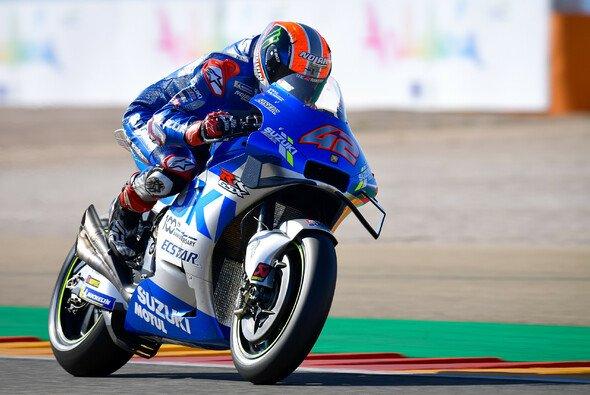 Alex Rins holt seinen ersten Sieg 2020 - Foto: MotoGP.com
