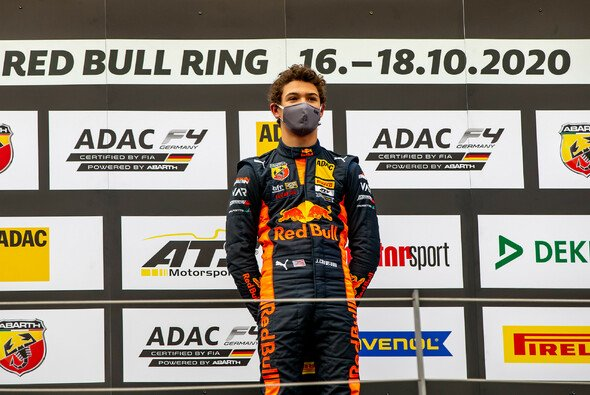 Zweiter Saisonsieg für Crawford - Foto: ADAC Formel 4