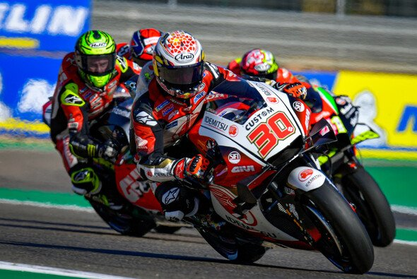 Takaaki Nakagami bleibt dem LCR-Team weiter treu - Foto: MotoGP.com