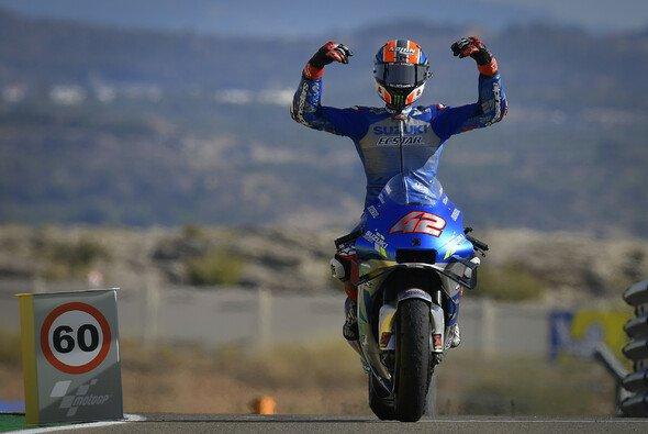 Alex Rins schenkt Suzuki den ersten Saisonsieg - Foto: MotoGP.com