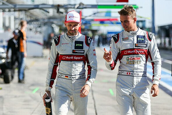 Nico Müller folgt beim Audi Sport Team Rosberg auf den dreifachen DTM-Champion Rene Rast - Foto: Audi Communications Motorsport