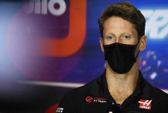 Romain Grosjean sah sein Aus bei Haas schon kommen - Foto: LAT Images