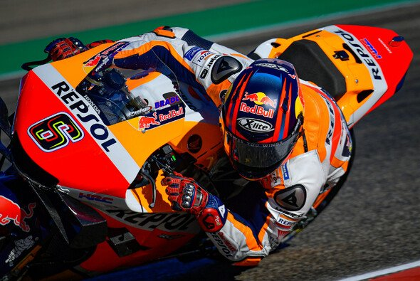 Stefan Bradl klopfte am Freitag an den Top-10 an - Foto: MotoGP.com