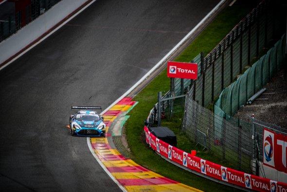 Raffaele Marciello hat den Mercedes-AMG #88 auf die Pole gestellt - Foto: SRO