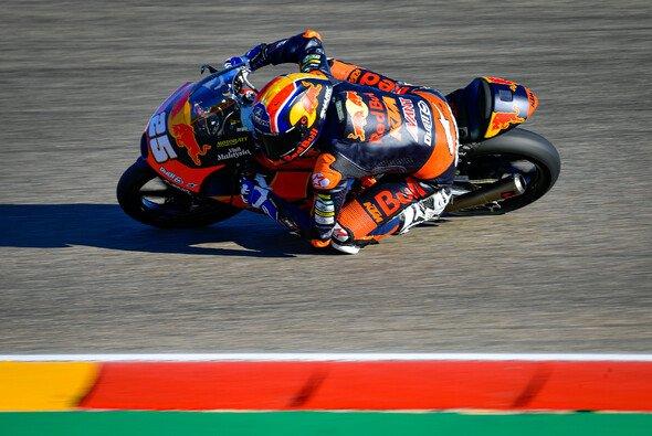 Raul Fernandez feiert seinen Premierensieg in der Motorrad-WM - Foto: MotoGP.com