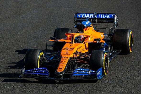 McLaren kann sein neues Nasenkonzept endlich ausschöpfen - Foto: LAT Images
