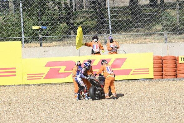 Gelbe Flaggen sorgen in der MotoGP 2020 immer wieder für Ärger - Foto: LAT Images