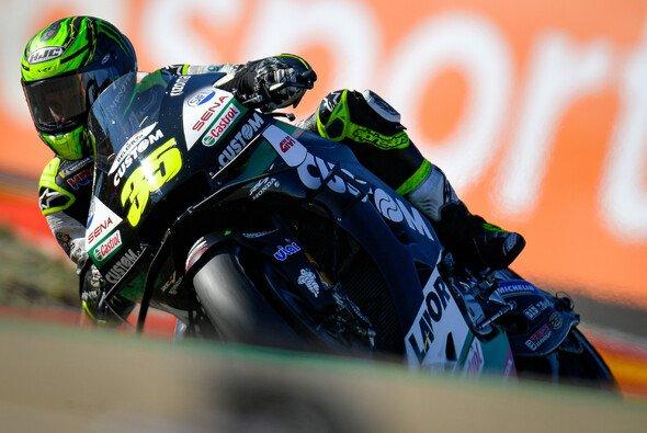 Das zweite Aragon-Rennen wurde Crutchlow zum Verhängnis - Foto: MotoGP.com