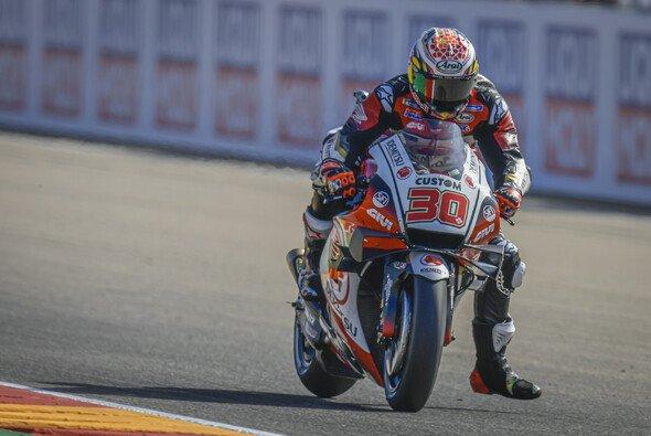 Takaaki Nakagami bestätigte im Warm-Up seine Favoritenrolle - Foto: MotoGP.com