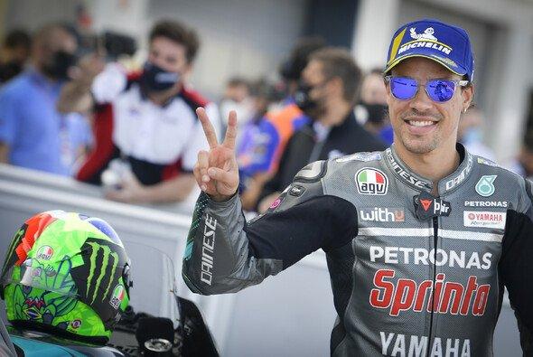 Franco Morbidelli steigt von zwei auf vier Räder um - Foto: MotoGP.com