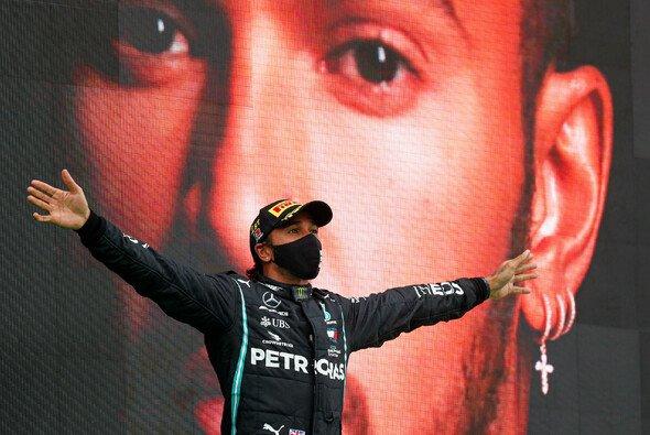 Lewis Hamilton war in Portugal die klare Nummer eins - Foto: LAT Images