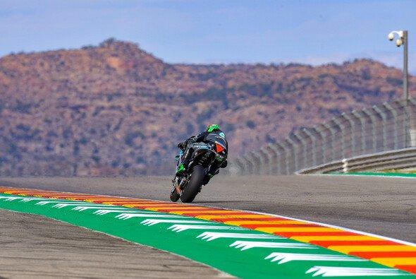 Alleine auf weiter Flur: So ist die Yamaha M1 siegfähig - Foto: MotoGP.com