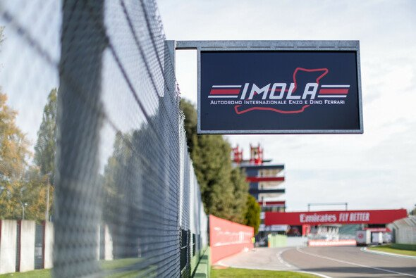 Die Formel 1 ist heute zurück in Imola - Foto: LAT Images
