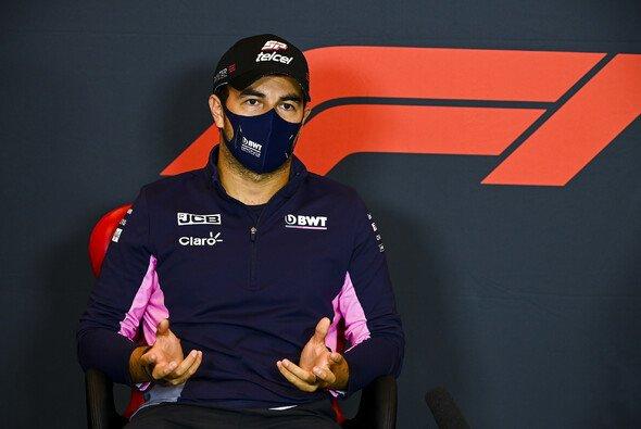 Sergio Perez will seine Formel-1-Zukunft endlich geklärt wissen - Foto: LAT Images