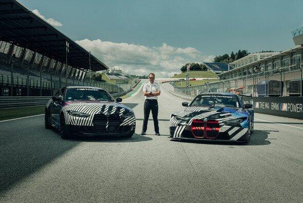 Der neue BMW-Motorsportchef: M-Geschäftsführer Markus Flasch - Foto: BMW Group