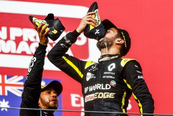 Daniel Ricciardo brachte Renault 2020 zwei Podien ein - Foto: LAT Images