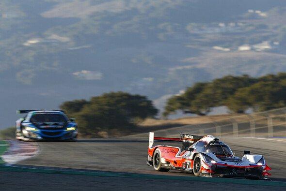 Acura gewinnt das IMSA-Rennen in Laguna Seca - Foto: LAT Images