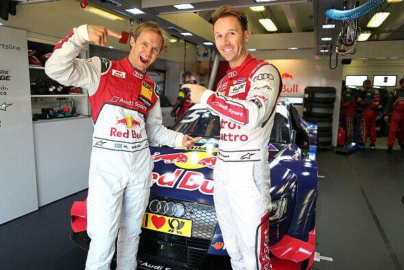 Rene Rast sprang beim DTM-Finale 2016 für Mattias Ekström beim Audi Sport Team Rosberg ein - Foto: Audi Communications Motorsport