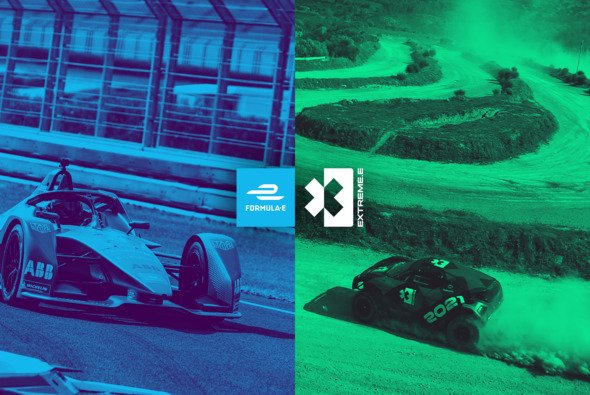 Die beiden Agag-Rennserien Formel E und Extreme E nähern sich weiter an - Foto: Formula E