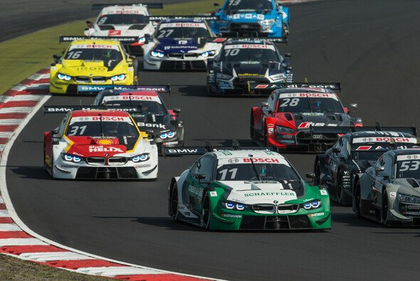 BMW spielt in der DTM nur die zweite Geige - bei zwei verbliebenen Herstellern - Foto: BMW Motorsport