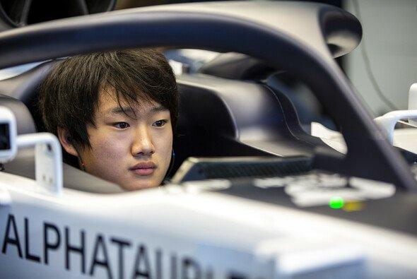 Yuki Tsunodas Platz im AlphaTauri-Cockpit 2021 ist endlich fix - Foto: Red Bull Content Pool