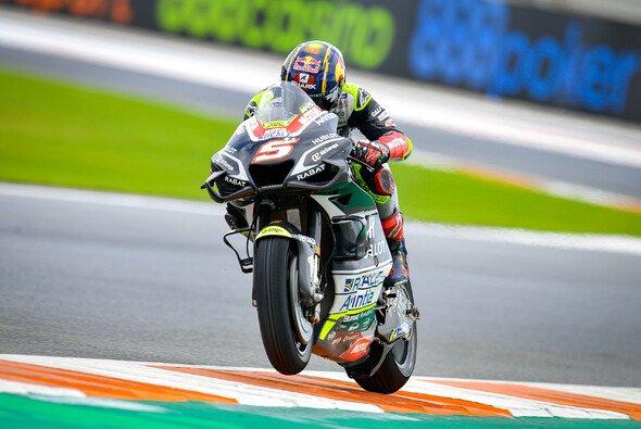 Johann Zarco fährt Tagesbestzeit - Foto: MotoGP.com