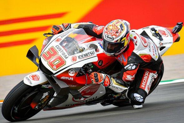 Taka Nakagami fährt die schnellste Rundenzeit - Foto: MotoGP.com
