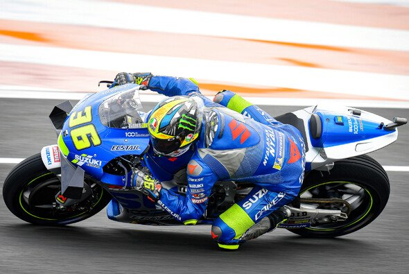 Joan Mir setzt sich durch - Foto: MotoGP.com