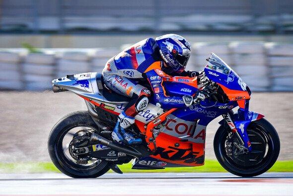 Miguel Oliveira holt die erste Bestzeit - Foto: MotoGP.com