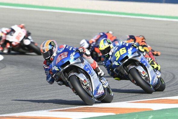 Die MotoGP bleibt für ein zweites Rennen in Valencia - Foto: LAT Images