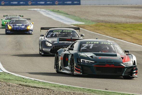 Die DTM geht ab 2021 erstmals mit GT3-Autos an den Start - Foto: DTM