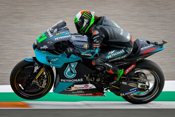 Franco Morbidelli holt die Pole Position in Valencia - Foto: MotoGP.com
