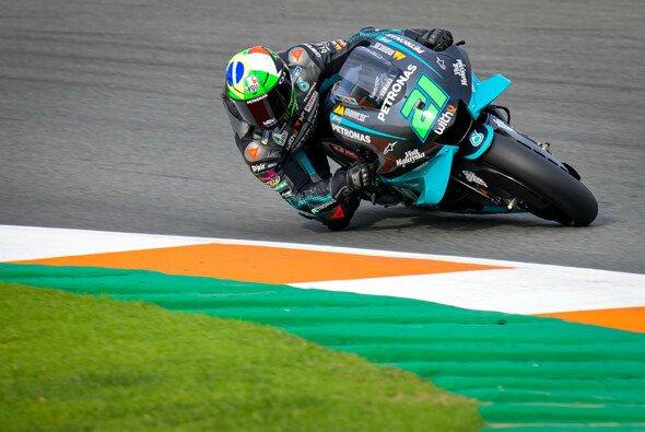 Franco Morbidelli erzielt die Bestzeit - Foto: MotoGP.com