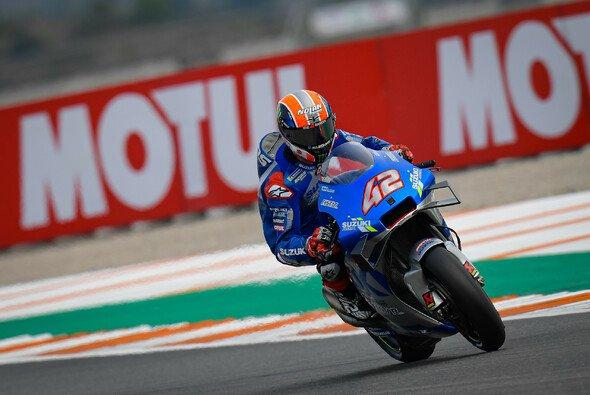 Alex Rins holt die Bestzeit - Foto: MotoGP.com
