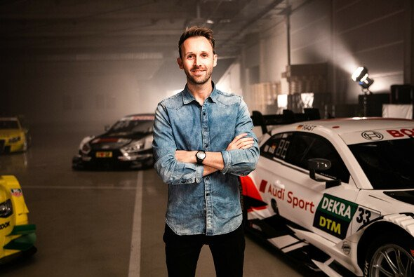 DTM-Champion Rene Rast startet 2021 mit Audi in der Formel E - Foto: Audi Communications Motorsport