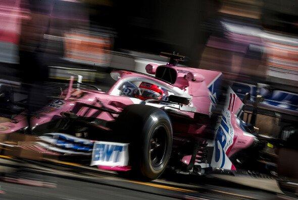 30 Minuten lang fuhren die F1-Fahrer in Portugal unmarkierte Prototyp-Reifen - Foto: LAT Images