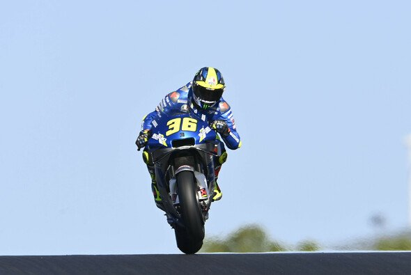 Joan Mir bleibt auch 2021 die Nummer 36 im MotoGP-Grid - Foto: LAT Images