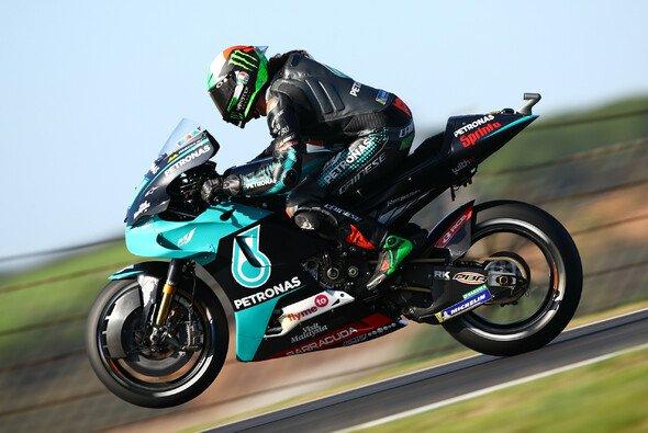 Franco Morbidelli wurde für Petronas-Yamaha Vizeweltmeister - Foto: LAT Images