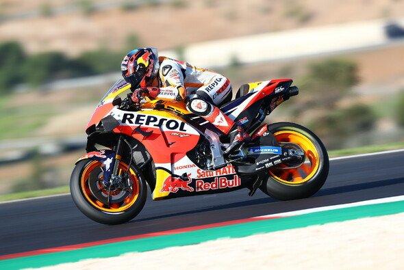 Stefan Bradl zeigt in Portimao ein bärenstarkes MotoGP-Wochenende - Foto: LAT Images