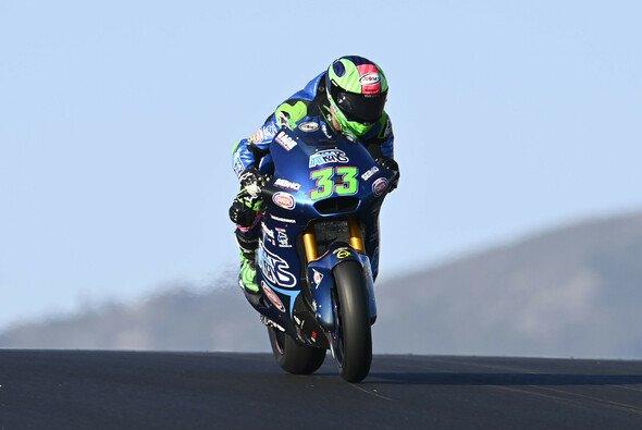 Enea Bastianini folgt Alex Marquez als Moto2-Champion nach - Foto: LAT Images