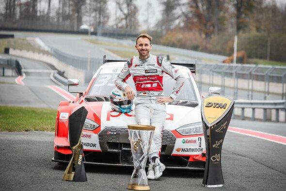 Der dreifache DTM-Champion Rene Rast steht zur Wahl für Deutschlands Sportler des Jahres 2020 - Foto: SICHTBARfotografie 2020