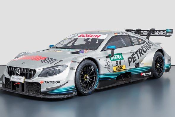 Diesen DTM-Mercedes kann man jetzt kaufen - Foto: Mechatronik GmbH