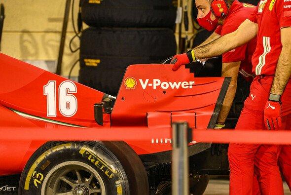 Ferraris Hoffnungen ruhen 2021 vor allem auf einer völlig überarbeiteten Power Unit - Foto: LAT Images
