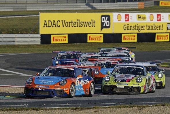 Der Porsche Carrera Cup Deutschland startet weiterhin im Rahmen des ADAC GT Masters - Foto: ADAC GT Masters