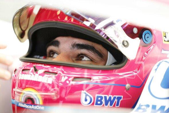 Lance Stroll war nach dem Formel-1-Qualifying in Bahrain bedient - Foto: LAT Images
