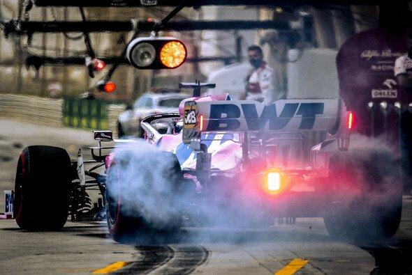 Der Reifenabbau dürfte in Bahrain heute ordentlich Würze ins Rennen bringen - Foto: LAT Images