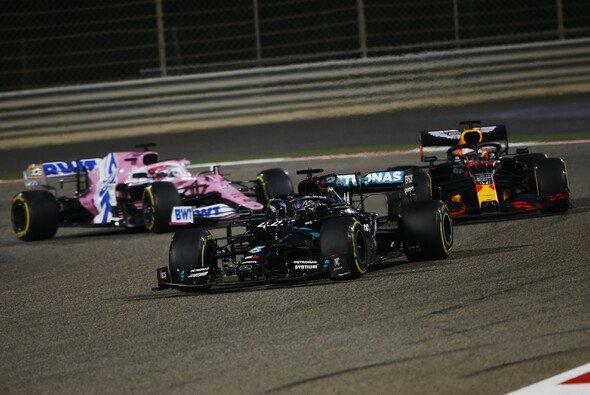 Lewis Hamilton hat beim Formel-1-Rennen in Bahrain seinen elften Saisonsieg gefeiert - Foto: LAT Images