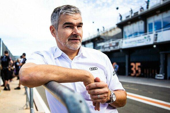 Dieter Gass war seit 2017 Audi-Motorsportchef - Foto: Audi Communications Motorsport